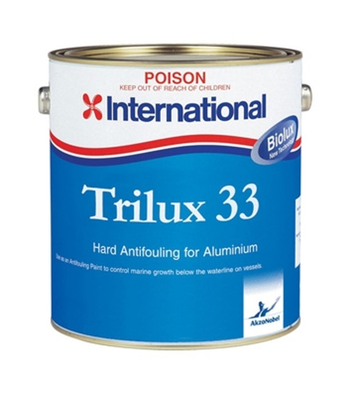 International Trilux 33 Bright Black 2.5 lt
