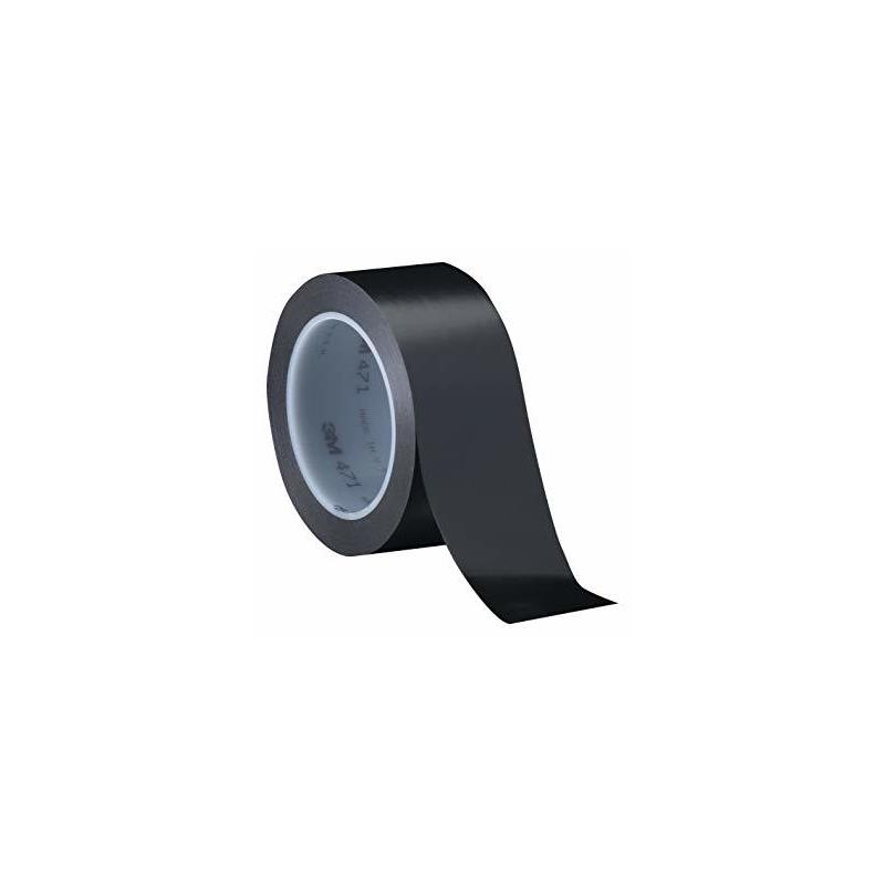 3M 471 Black Tape mm 50