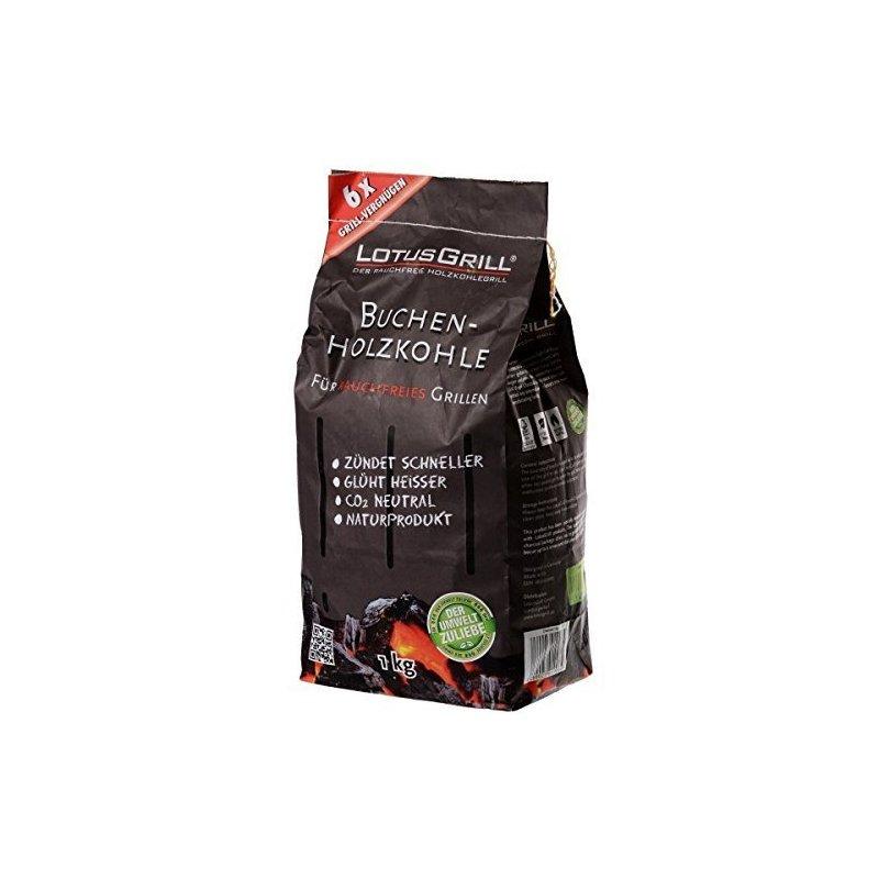 Carbonella di faggio 1 Kg