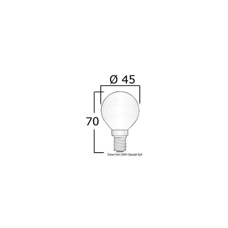 Lampadine zoccolo E14