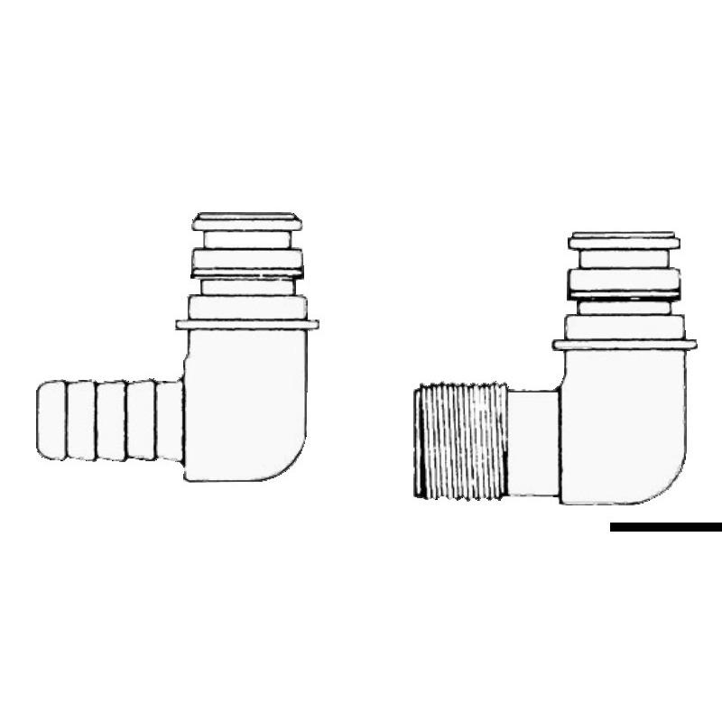 Raccordi di ricambio per pompe FLOJET