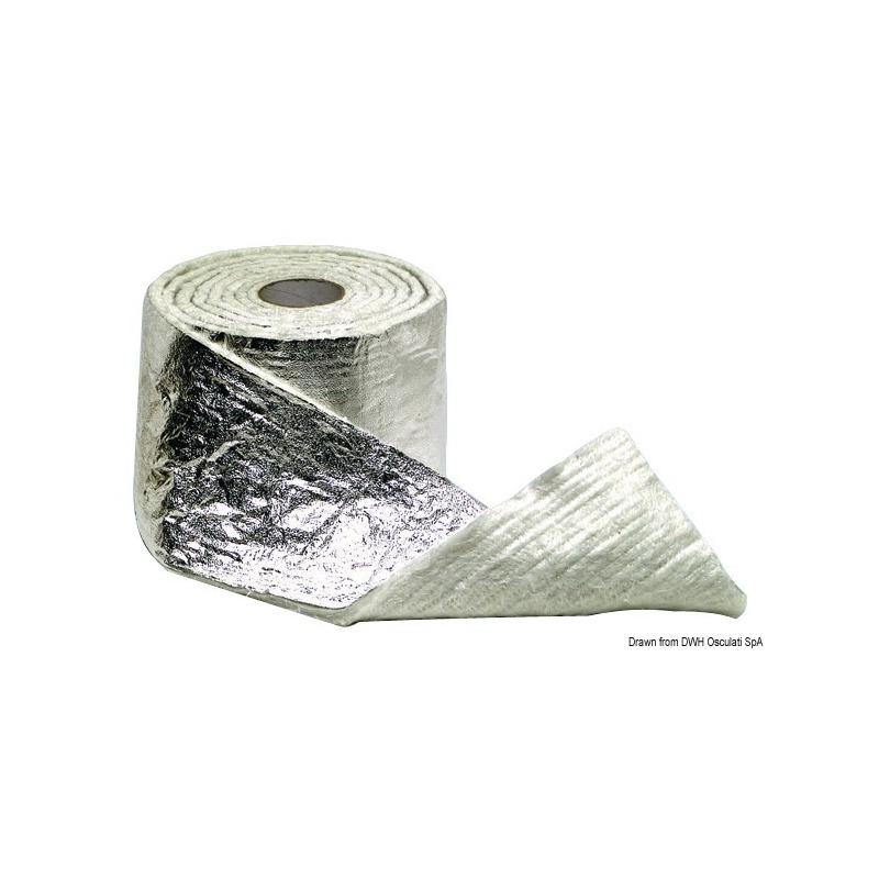 Materassino VETROTEX di fibra di vetro, fonoassorbente e termoisolante