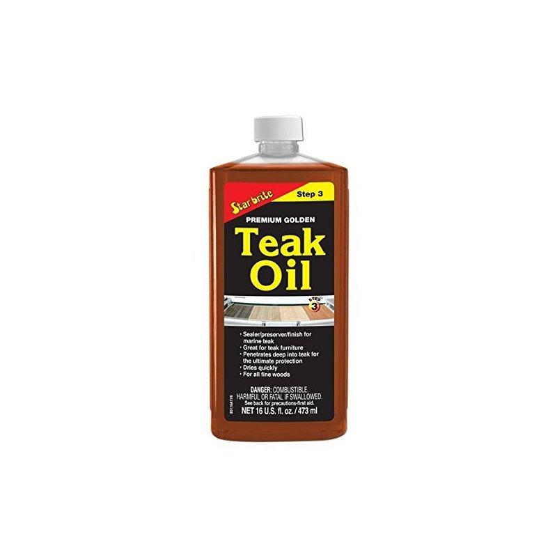 Starbrite Teak Oil-Step 3 1000 ml