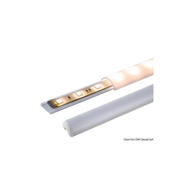 Profilo per inglobare le strisce di LED