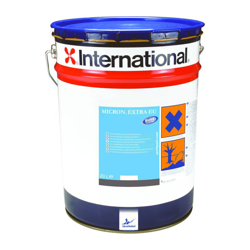 International Micron Extra Eu Dover White 20 lt