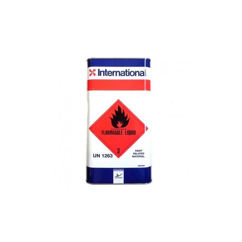 International thinner for Alkyd 5 litri