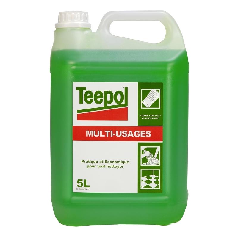 Teepol Multipurpose Detergent 5 lt