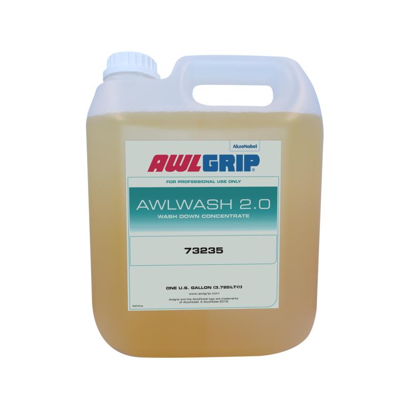 Awl Wash wash down concentrate 1 Gallon