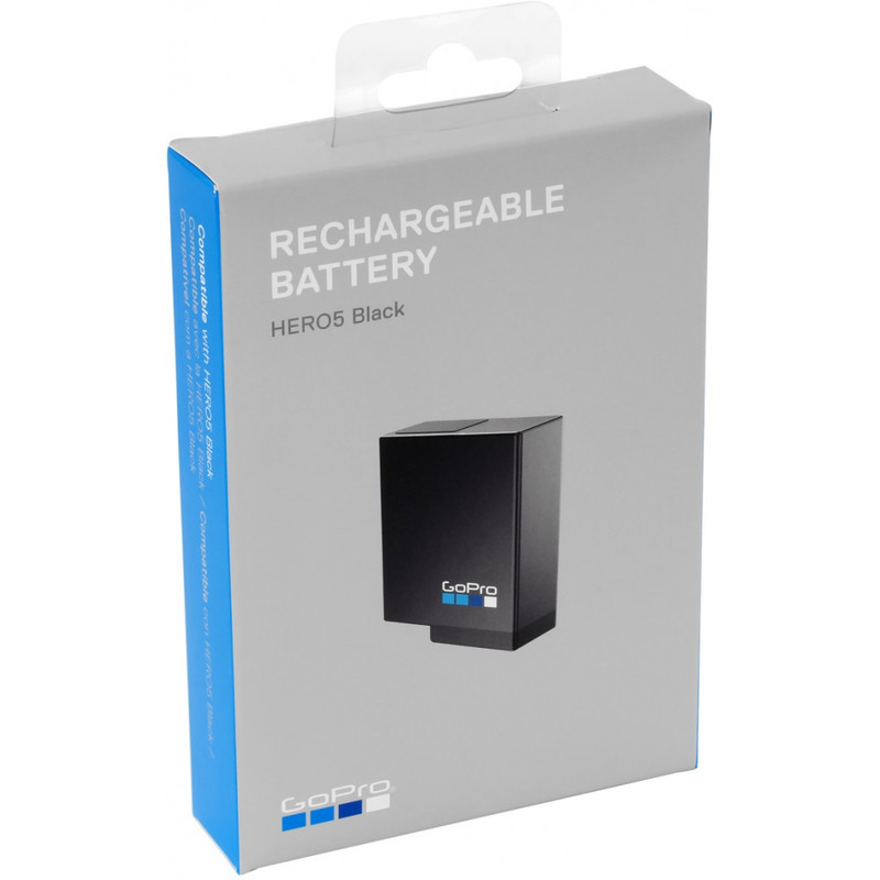 GoPro Rechargeable Battery (for HERO 5 BLACK - HERO 6 BLACK)