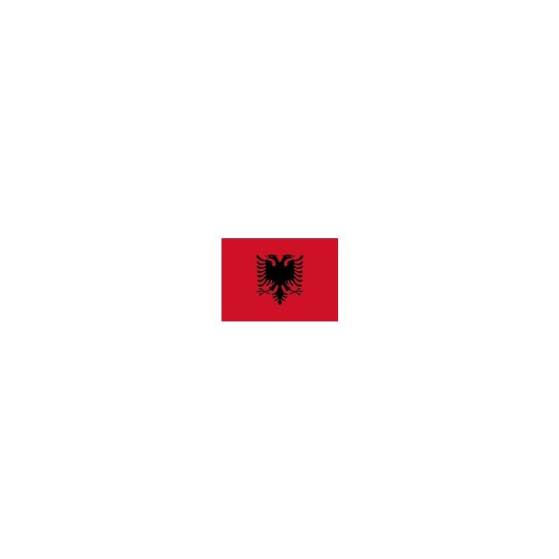 Bandiera Albania 40x60