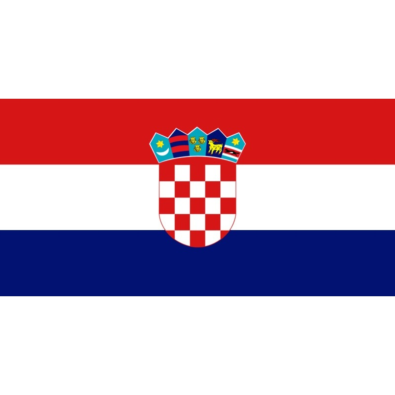 Bandiera Croazia 40x60