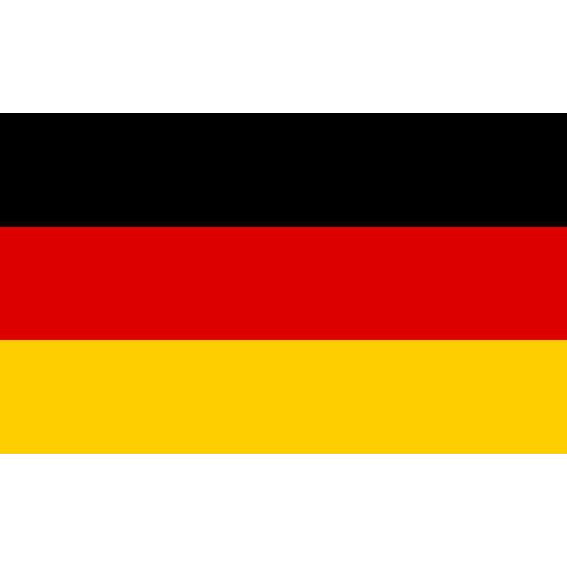 bandiera germania 20x30 online chandlery store. Black Bedroom Furniture Sets. Home Design Ideas