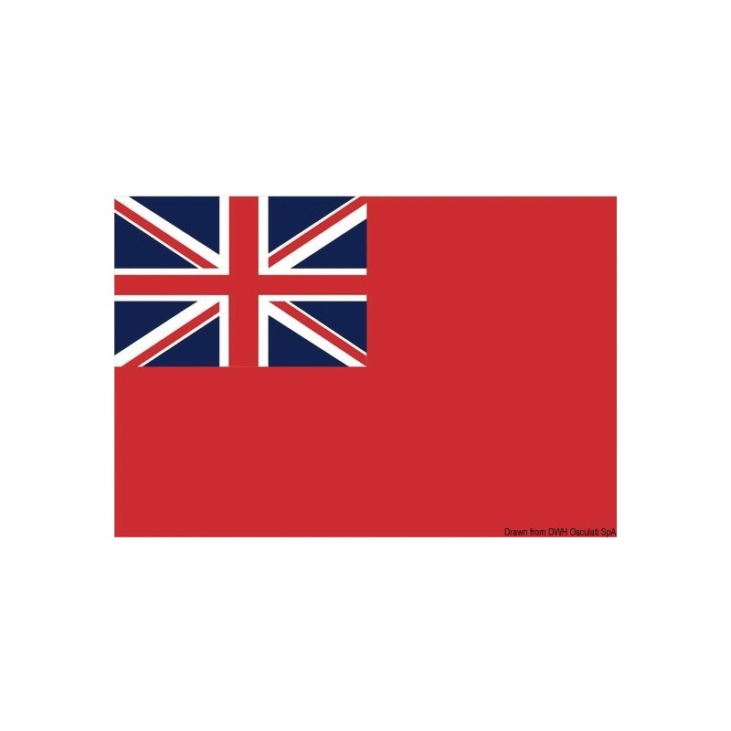 Great Britain Merchant Flag 20x30