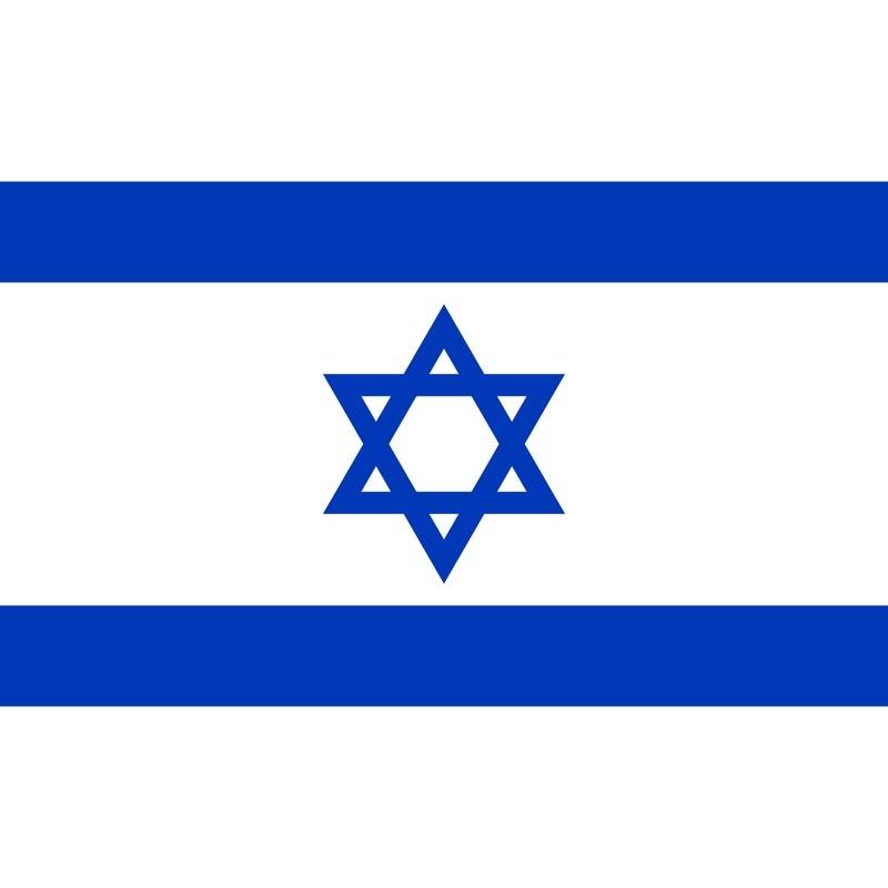 Israel flag 40x60
