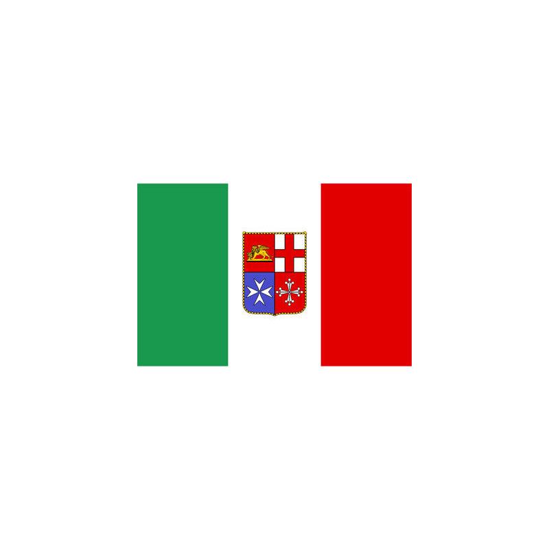 Bandiera Italia Mercantile 50x75