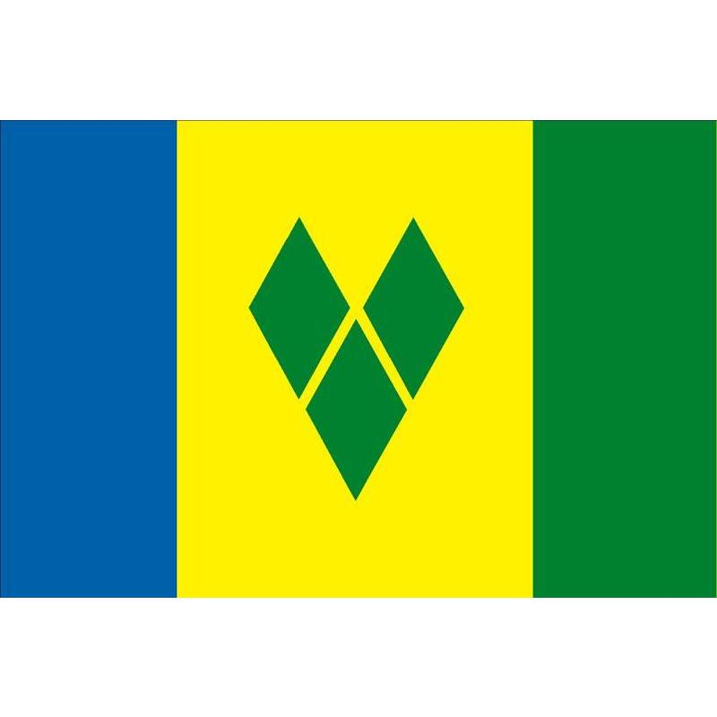 Saint Vincent flag 80x120