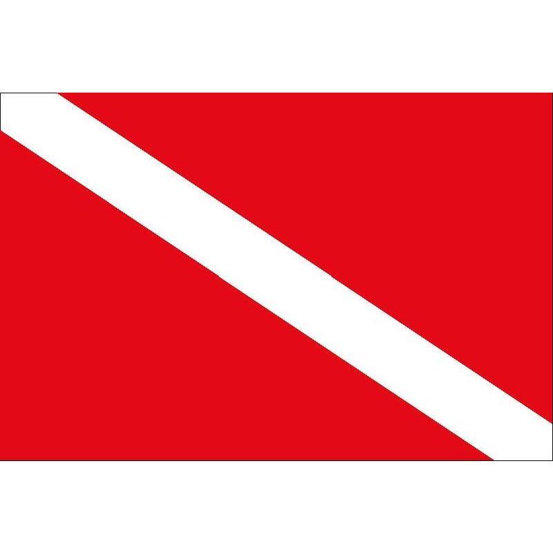 Bandiera segnalasub 40x60