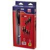 Set of 8 screwdrivers foe slot-head and PHILLIPS screws - photo 1